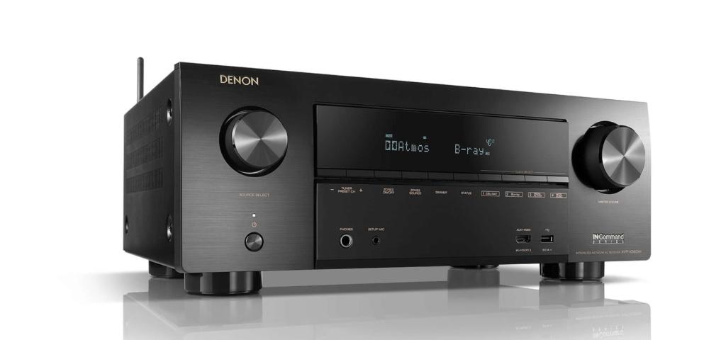 Denon AVR-X2600H (no longer available) D_x26010