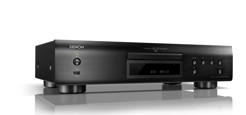 Denon DCD-800NE CD Player (New) Dcd80010