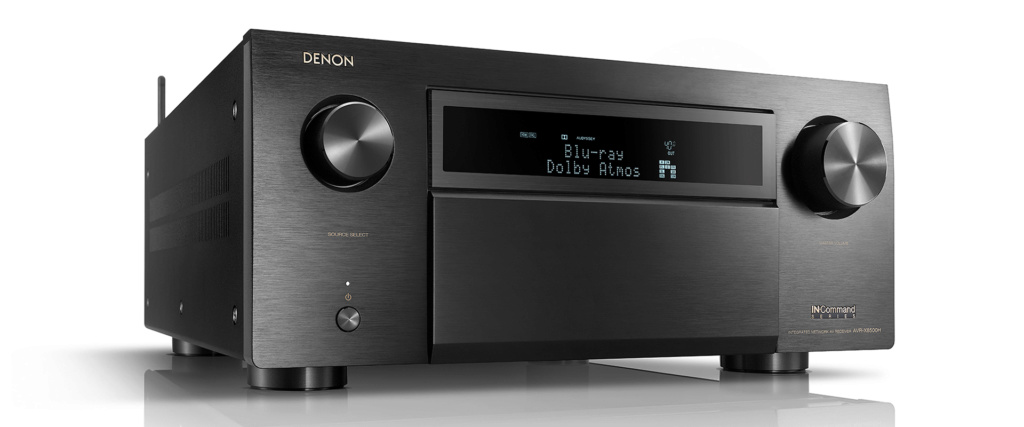 Denon AVR-X8500H (New) De_avr10