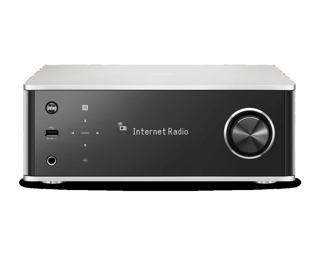 Denon DRA-100 Network Stereo Receiver (New) De_dra10