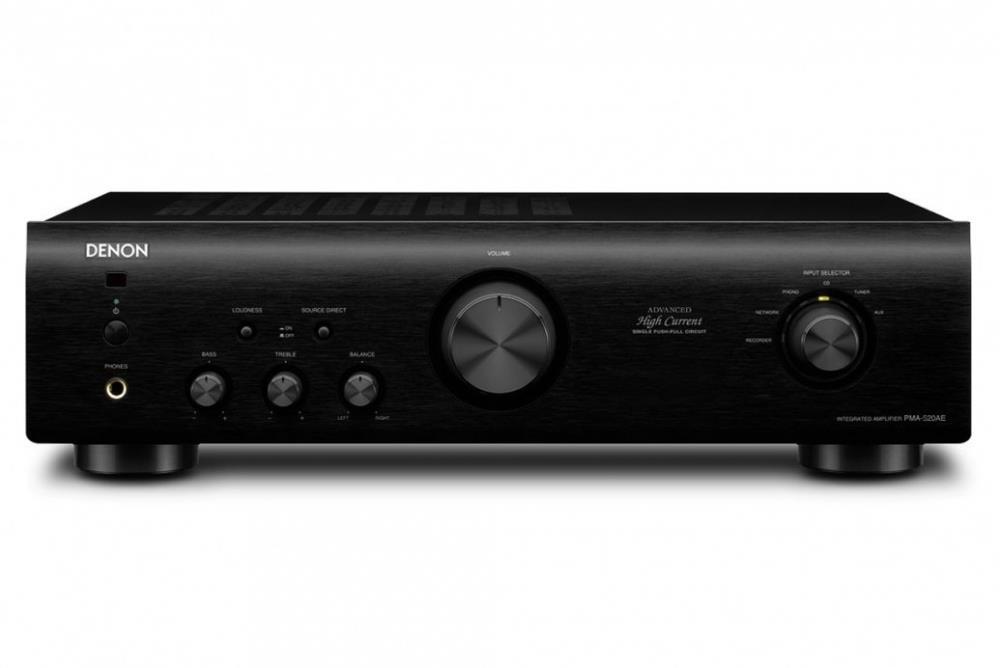 Denon PMA-520AE Integrated Amplifier (New) Denon-12