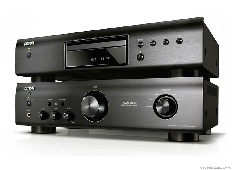 Denon DCD-520AE CD Player (New) Denon_11