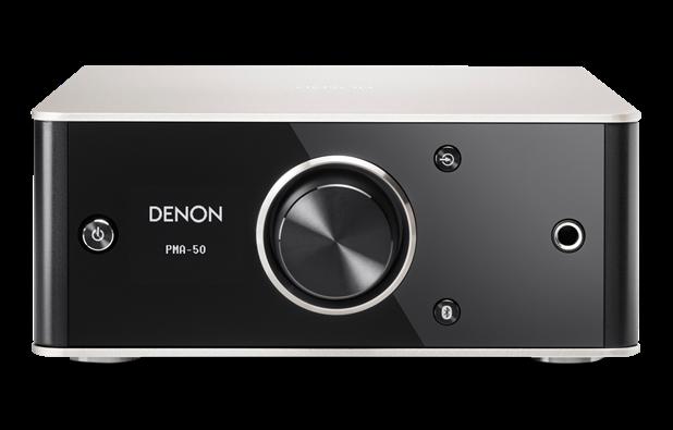 Denon PMA-50 Compact Digital Amplifier (New) El_pma16