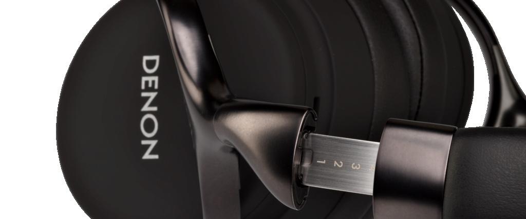 Denon AH-D1200 Ear Headphones (New) Na_ah-12