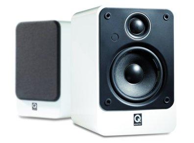 Q Acoustics 2010 Gloss White (New in Box) Nja1zj10