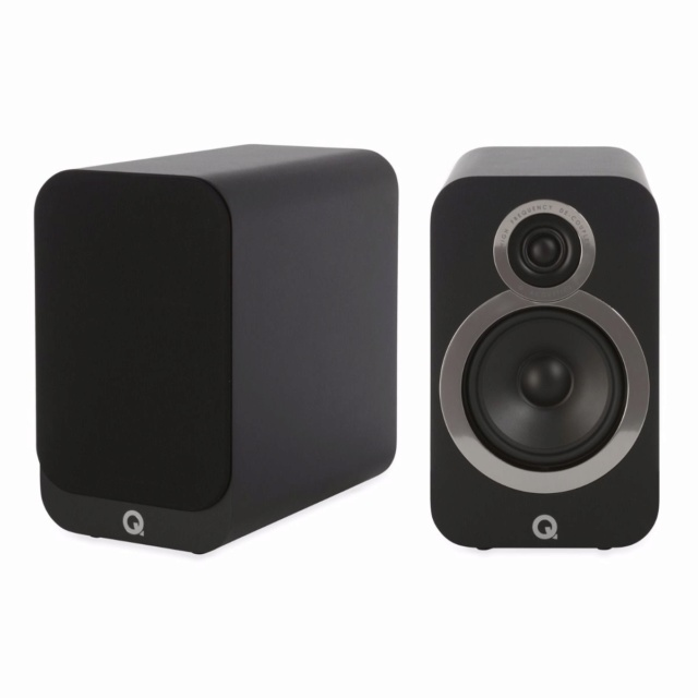 Acoustics 3020i Bookshelf Speakers (NEW) Qacous18