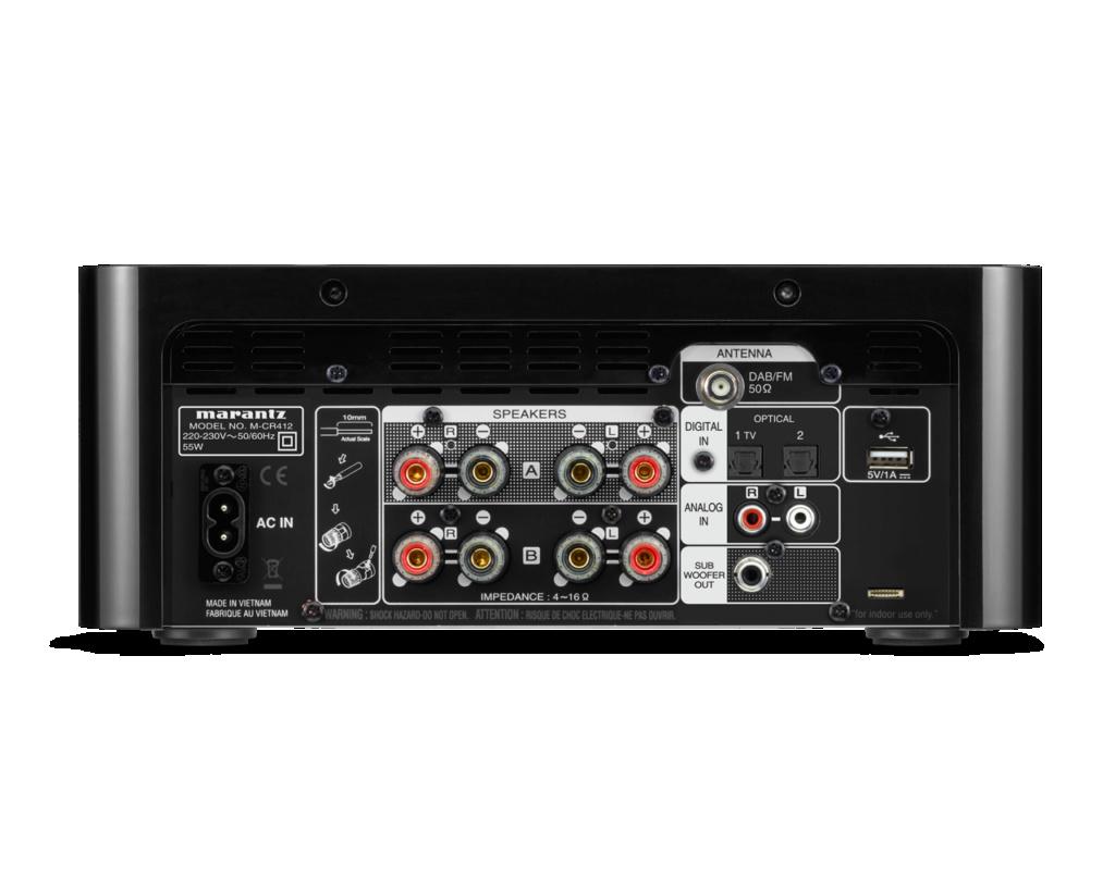 Marantz  M-CR412 (New) Xl_new11