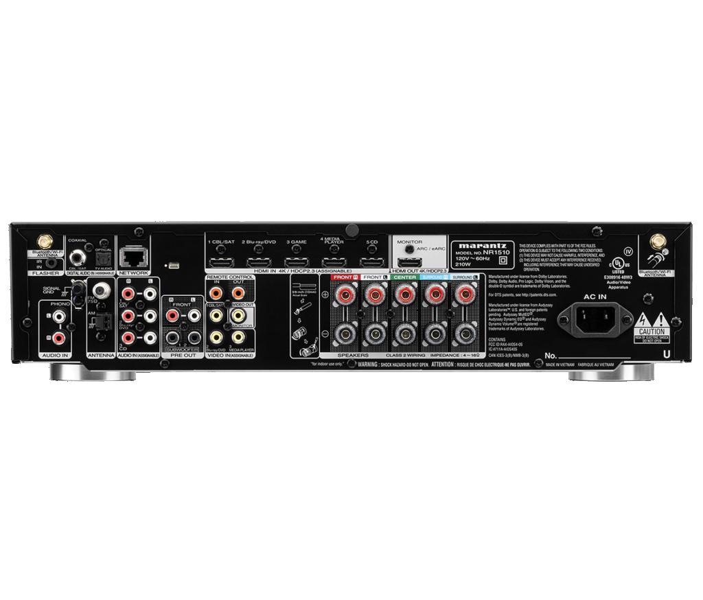 Marantz NR1510 AV Receiver (New) Xl_nr113