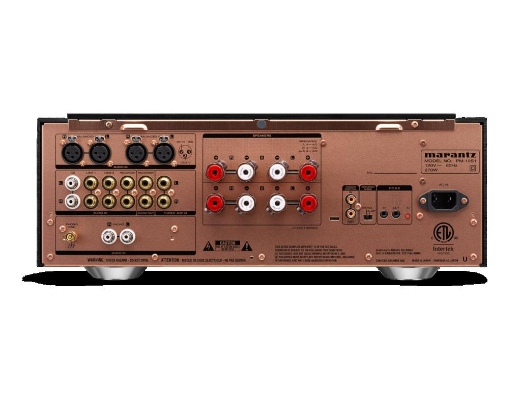 Marantz PM-10 Integrated Amplifier (New) Xl_pm111