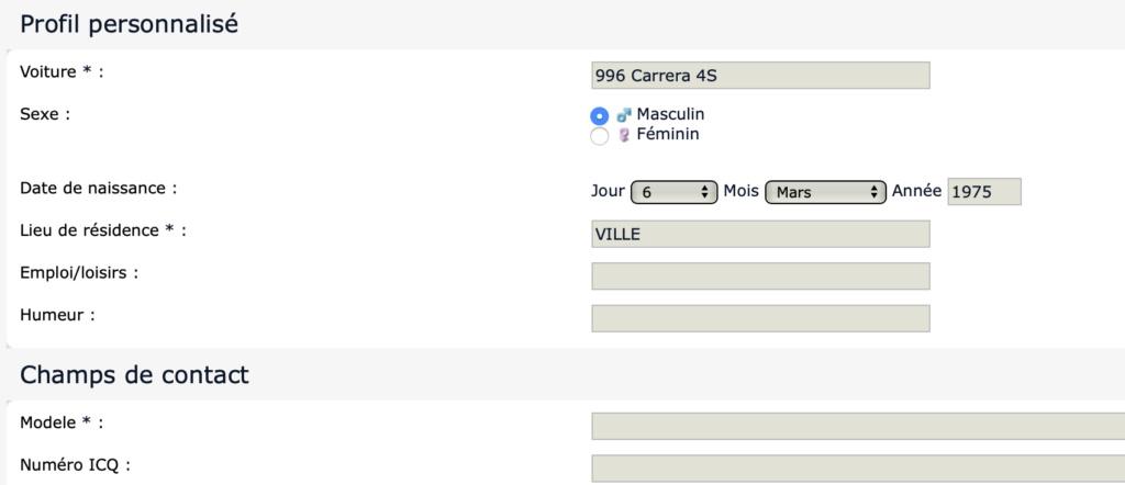 Présentation de ma nouvelle 996 C4S - Page 2 Screen12