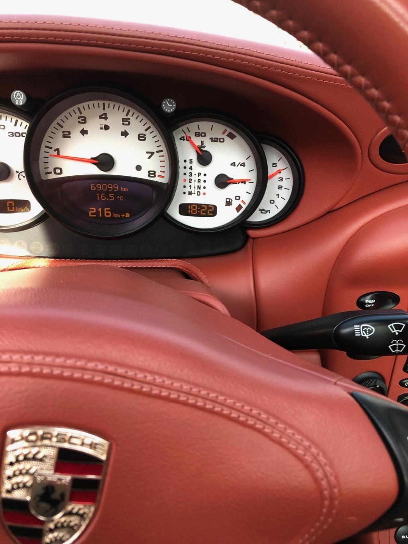 Présentation de ma nouvelle 996 C4S Tdb10