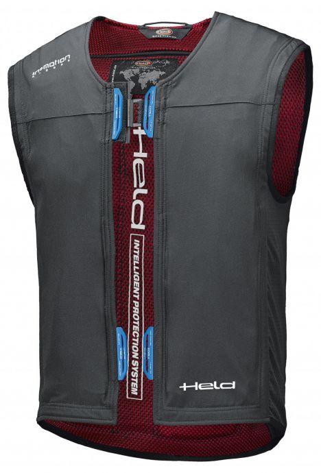 Held eVest Clip-In - Le premier produit Held qui intègre la technologie IPS In&motion 09207010