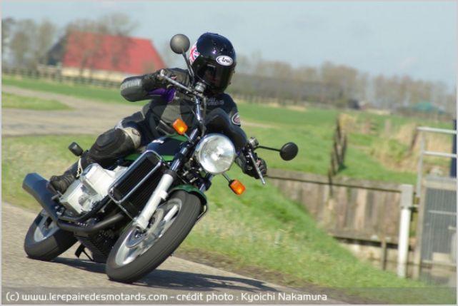 Essai moto d'exception Van Veen OCR 1000 Rotary 1010