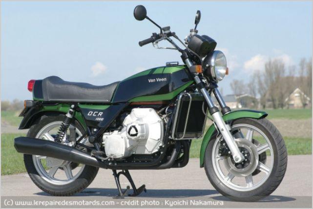 Essai moto d'exception Van Veen OCR 1000 Rotary 110