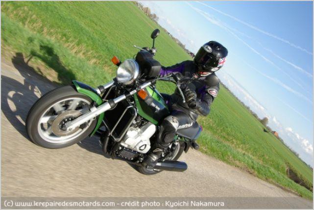 Essai moto d'exception Van Veen OCR 1000 Rotary 1110