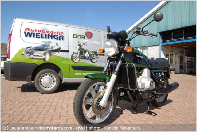 Essai moto d'exception Van Veen OCR 1000 Rotary 1510