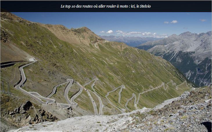 Le top 10 des routes où il faut absolument rouler en Europe avant d'arrêter la moto ! 2019-202