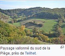 Le lac de la Thésauque, à Nailloux 2019-254