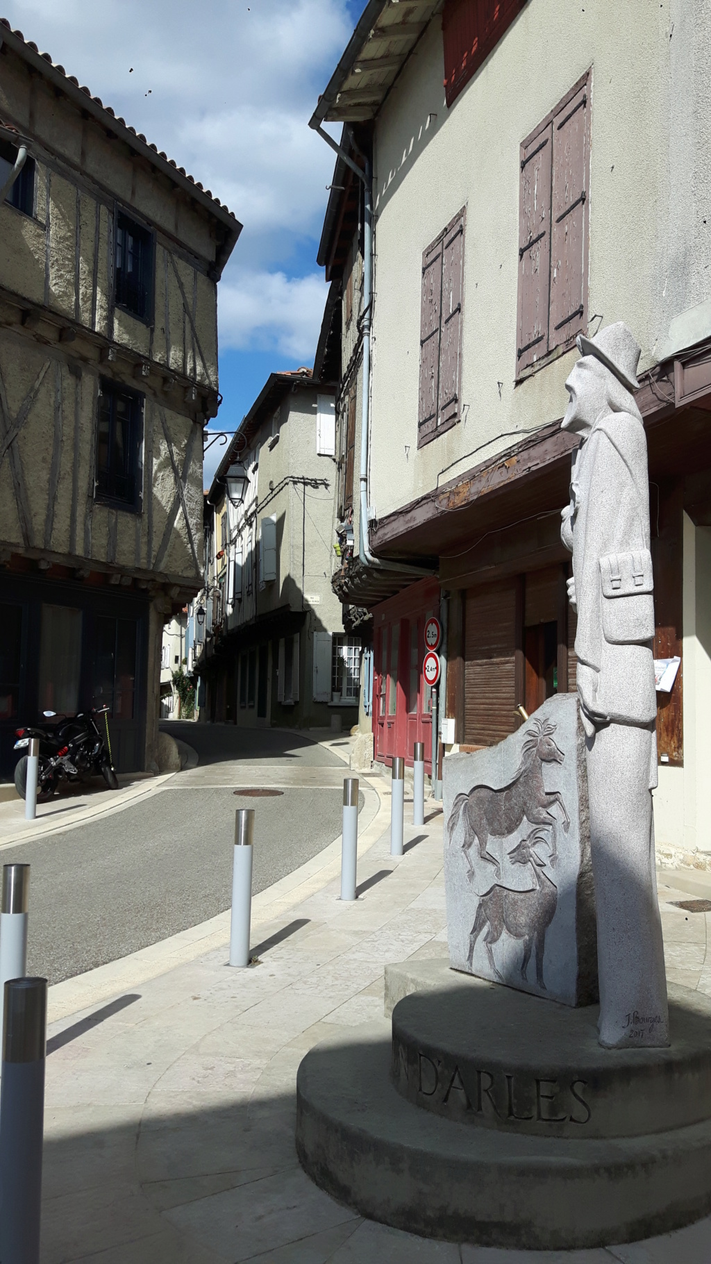 Sorèze et son abbaye-école 20190827