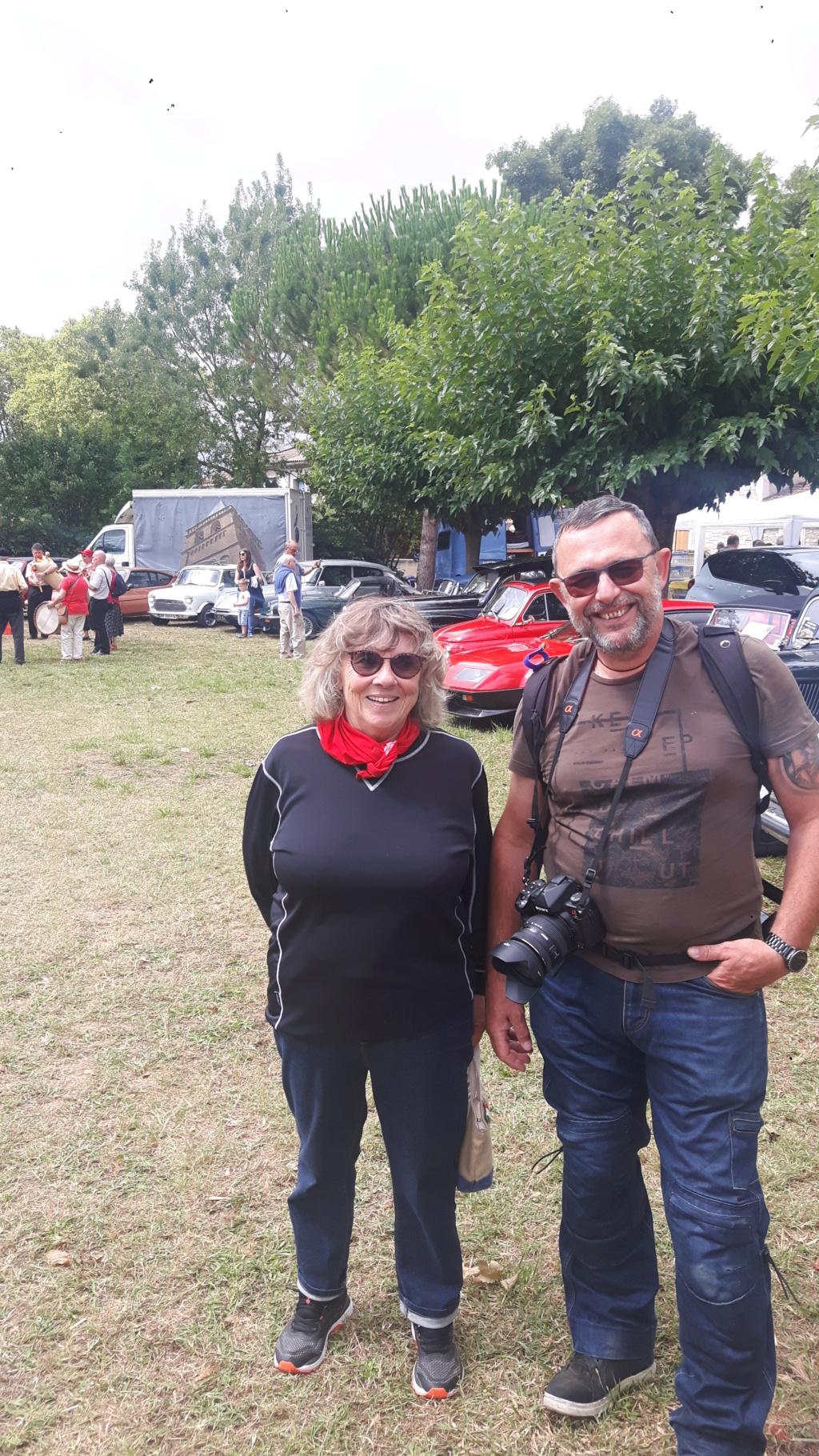 Occitanie - 15 Août - Vielmur: Passions d'Antan 20190840