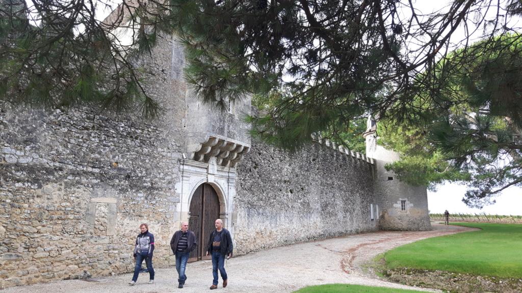 C.R. Weekend en Sud Gironde 20190913