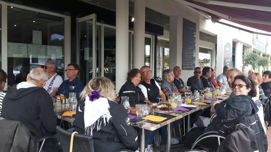 C.R. Weekend en Sud Gironde 20190915
