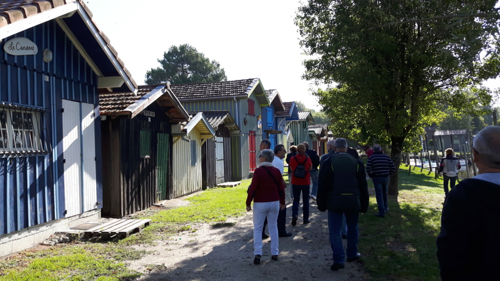 C.R. Weekend en Sud Gironde 20190916