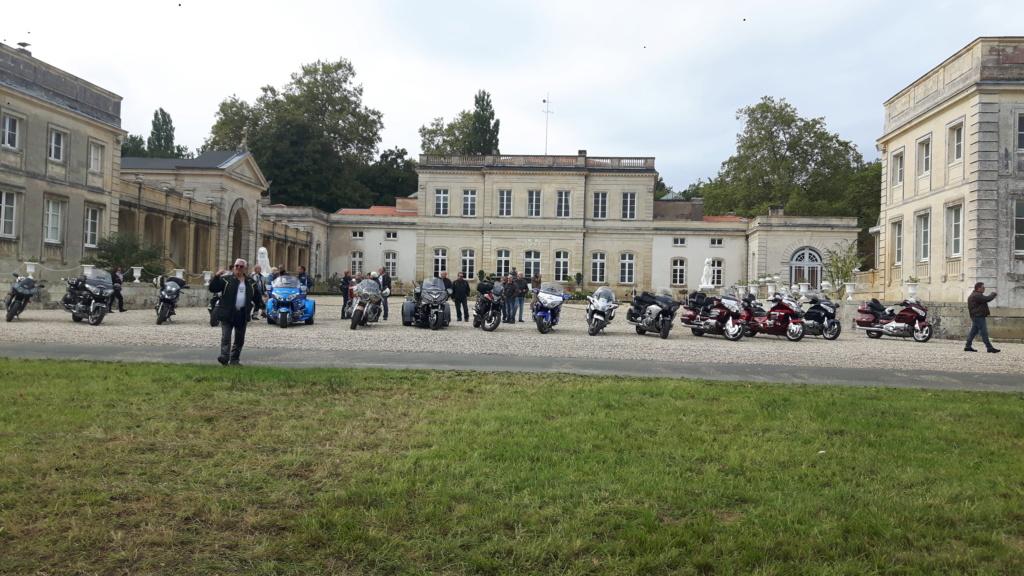 C.R. Weekend en Sud Gironde 20190918