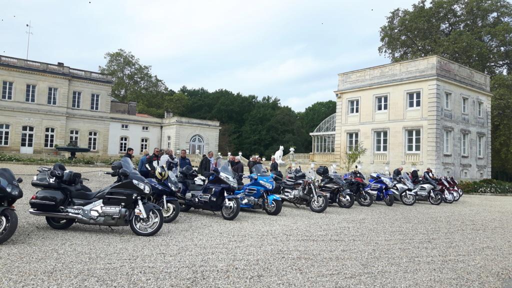 C.R. Weekend en Sud Gironde 20190919