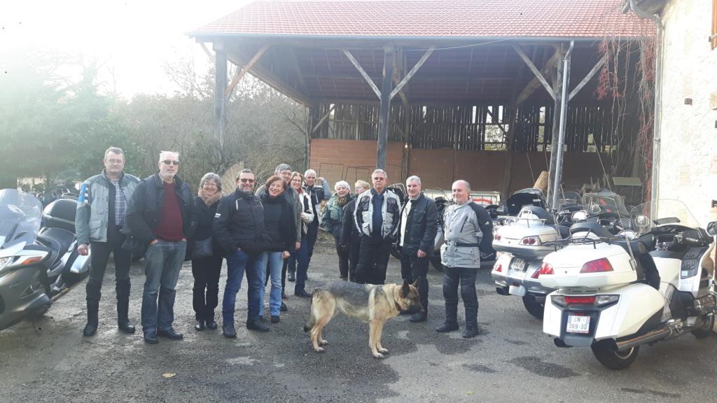 Occitanie -Sortie foie gras Isabelle 2019 20191112