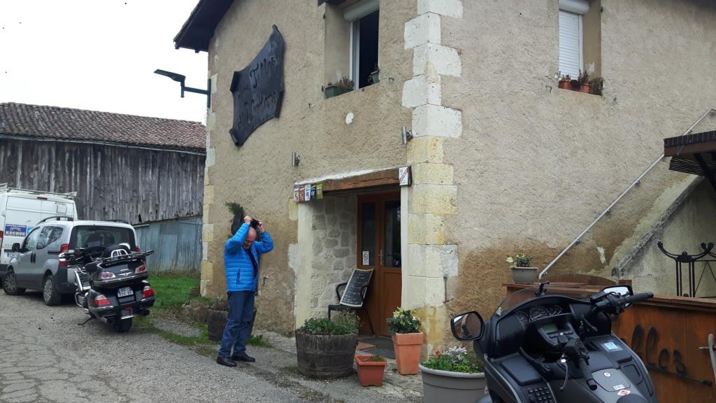 Dans le Gers, vers Fleurance. Dernière sortie de l'année ? 20191212