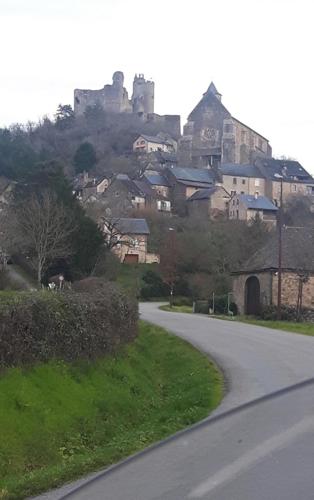 à Najac et Villefranche-de-Rouergue 20200218