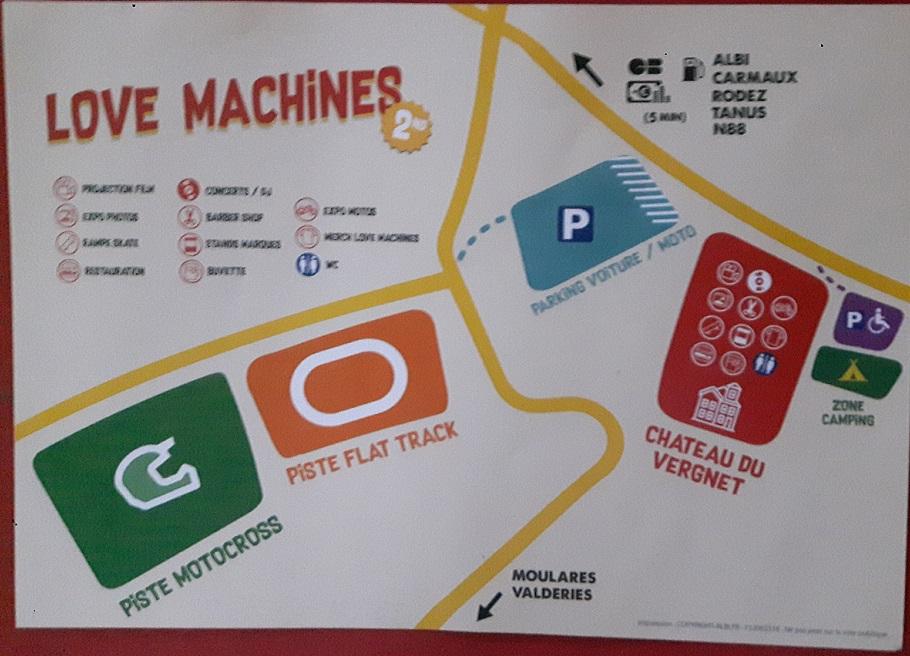 Love Machine II à Moularès (81) 17-19 Sept. 20210818