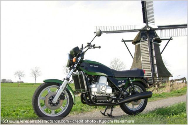 Essai moto d'exception Van Veen OCR 1000 Rotary 210