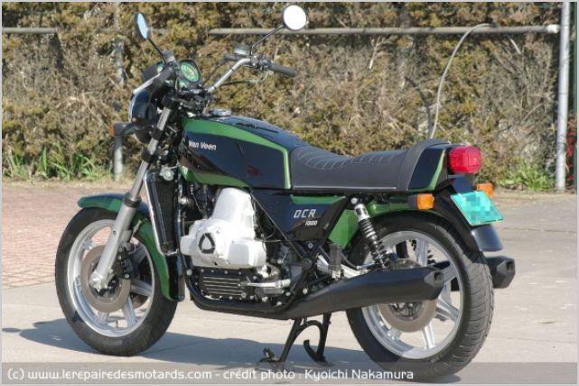 Essai moto d'exception Van Veen OCR 1000 Rotary 310