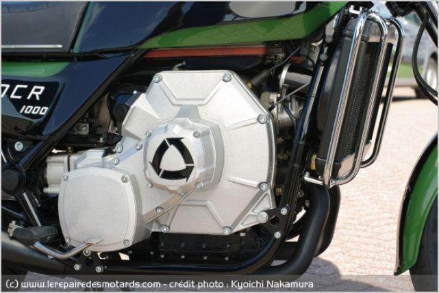 Essai moto d'exception Van Veen OCR 1000 Rotary 410