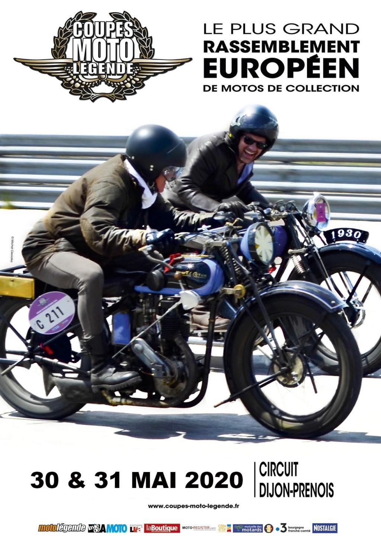 COUPES MOTO LEGENDE LES 30 ET 31 MAI 2020 5d9df410