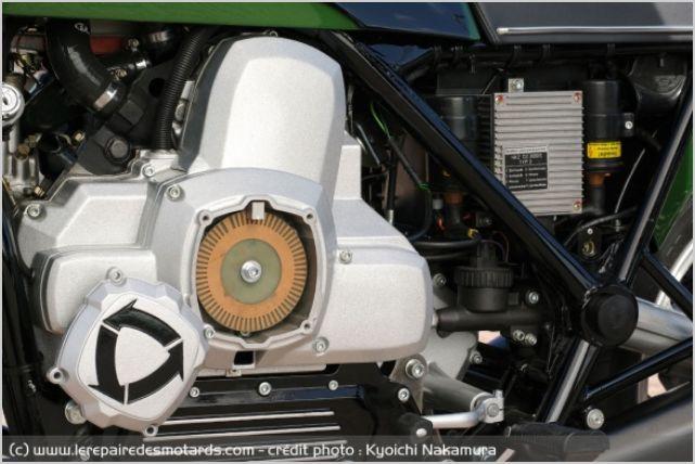 Essai moto d'exception Van Veen OCR 1000 Rotary 610
