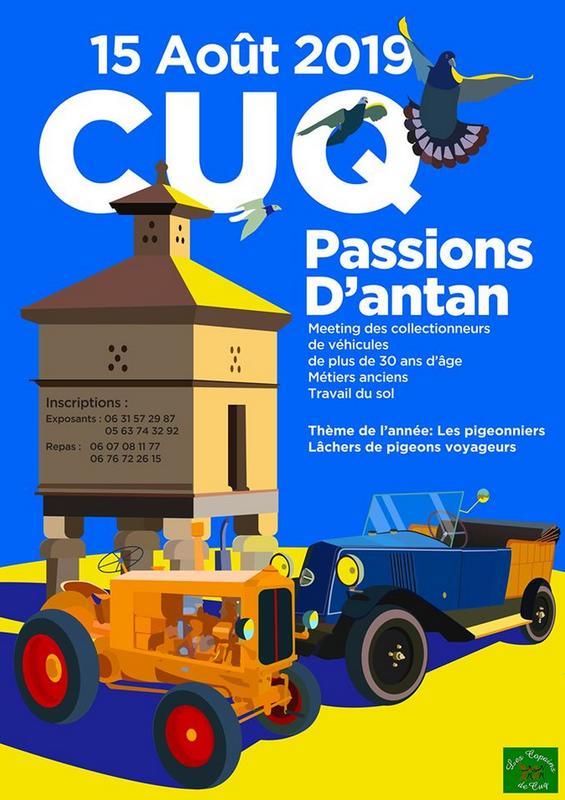 Occitanie - 15 Août - Vielmur: Passions d'Antan 7875be10
