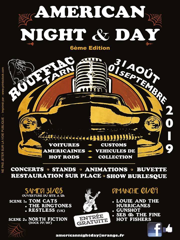 Occitanie (81) - 31 Aout et 1 Sept - Rouffiac 85f6fd11