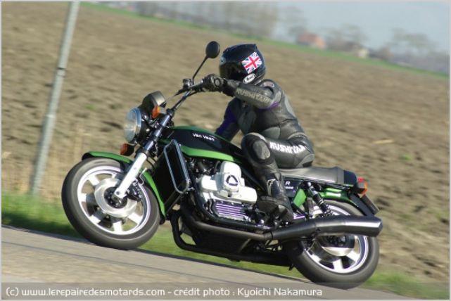 Essai moto d'exception Van Veen OCR 1000 Rotary 910