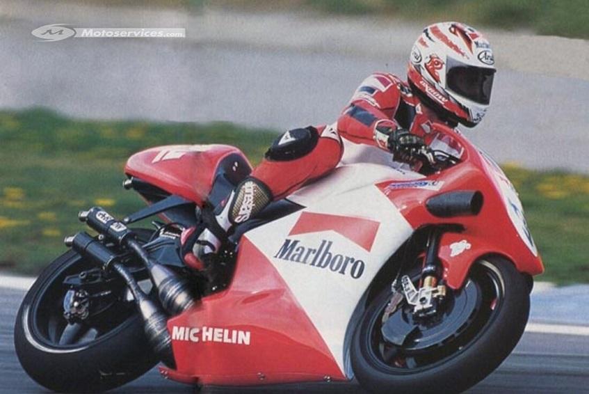 8 juin 1991, Jean Michel Bayle devient champion des USA de Supercross ! Bayle_12
