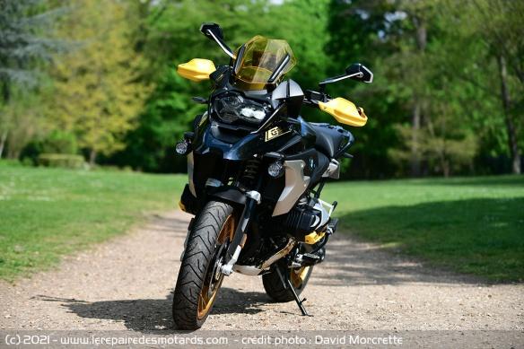 Essai BMW R 1250 GS 40 Years Edition (2021) (+ vidéo) Bmw-r-16