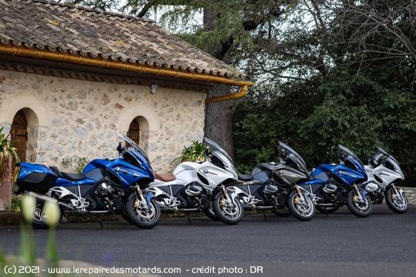 Essai 3500km BMW 1250 RT 2021 (+ vidéo) Colori10