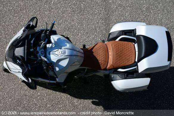 Essai 3500km BMW 1250 RT 2021 (+ vidéo) Confor10