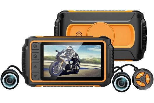 Caméra Dashcam moto Rollei M1 Dashca10