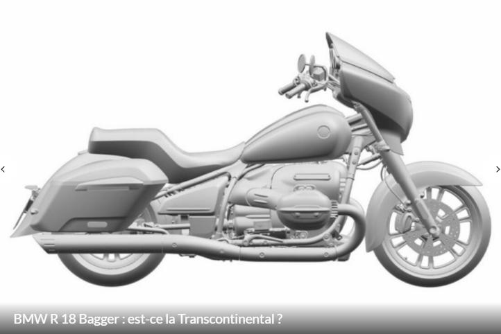 BMW R18 Transcontinental : la version bagger ? Eeeet10