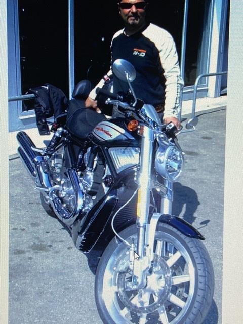 Mes ex Harley Davidson Eef4e710