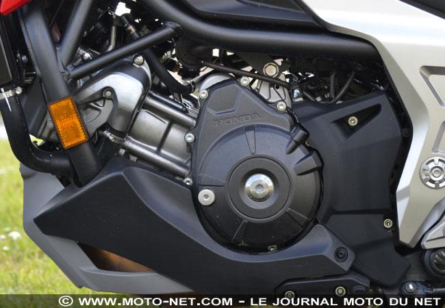 Essai longue distance Honda NC750X 2021 Essai-18