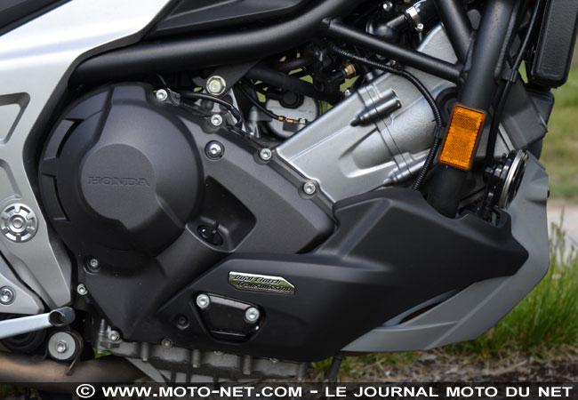 Essai longue distance Honda NC750X 2021 Essai-20